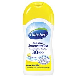 Bübchen Sensitive Sonnenmilch LSF30, 50ml