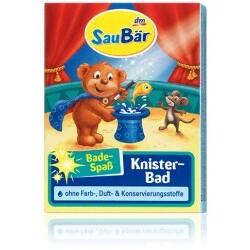 SauBär - Knisterbad Badespaß