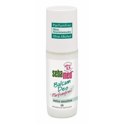 sebamed Balsam Deo Sensitive Parfumfrei Roll on