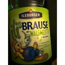 Ileburger - ilis Brause mit Waldmeister Geschmack