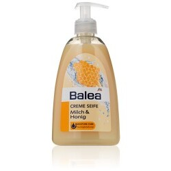 Balea - Creme Seife Milch & Honig