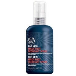 The Body Shop - Maca Root Deodorant Spray