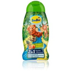 SauBär - Dusche + Shampoo Tropenfrüchte
