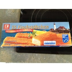 K-Classic Fischstäbchen