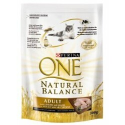 Purina One - Natural Balance Adult Reich an Huhn mit Hafer