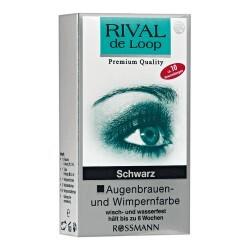 Rival de Loop - Augenbrauen- und Wimpernfarbe Schwarz (alte Version)