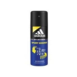 Adidas Pflege Functional Male Action 3 Sport Energy Deodorant Spray Anti Perspirant Deo Spray 150 ml