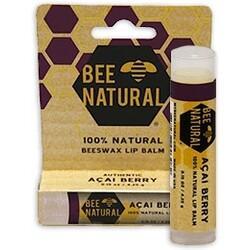 Bee Natural - Lip Balm Açai Berry