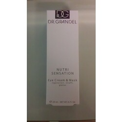 Dr. Grandel Eye Cream & Mask