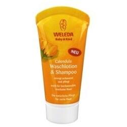 Weleda - Baby Calendula Waschlotion & Shampoo Mini