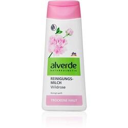 Alverde - Reinigungsmilch Wildrose