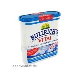 Bullrich Säure Basen Balance Tabletten, 450 St