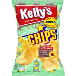 Kelly's Sour Cream Chips