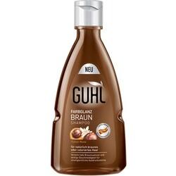 Guhl - Farbglanz Braun Shampoo Kukui-Nuss