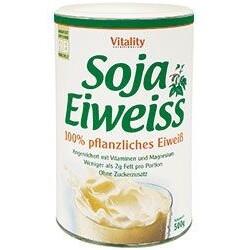 Vitality - Soja Eiweiss Vanille
