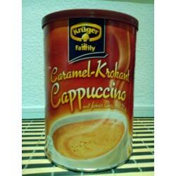 Krüger Caramel-Krokant Cappuccino