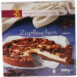 Heinersdorfer - Zupfkuchen tiefgefroren