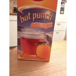 Hot punch orange