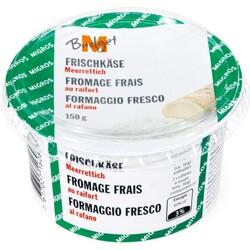 M-Budget Frischkäse Meerrettich