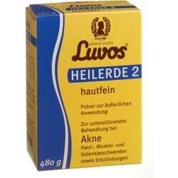 Luvos - Heilerde 2 hautfein
