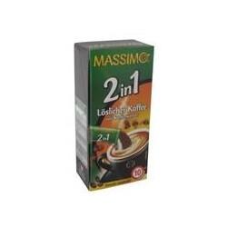 Massimo 2in1 löslicher Kaffee