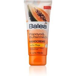 Balea - Handcreme Papaya & Buttermilch