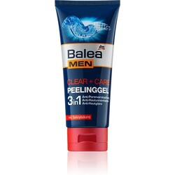 Balea Men Clear + Care Peelinggel