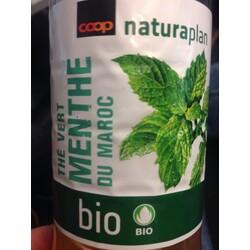 Coop Naturaplan Max Havelaar Bio Thé Vert Menthe du Maroc