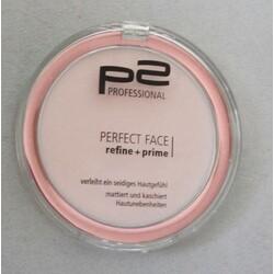 p2 perfect face refine + prime