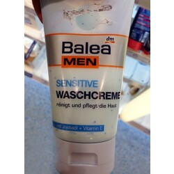 Balea MEN sensitive Waschcreme