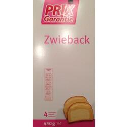 Zwieback (PR!X GARANTIE)