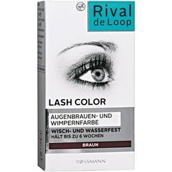 Rival de Loop - Lash Color Augenbrauen- und Wimpernfarbe Braun