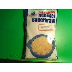 Frisches Neusser Sauerkraut