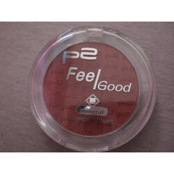 p2 feel good mineral compact blush 031 dreamy berry