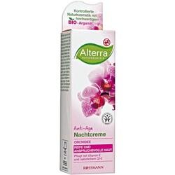 Alterra - Anti Age Nachtcreme Orchidee