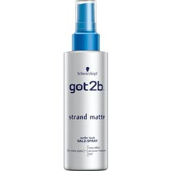 got2b - strand matte Salz-Spray