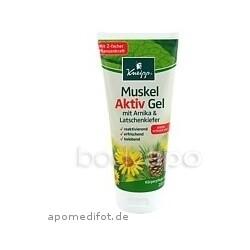 KNEIPP Muskel Aktiv Gel 200 ml