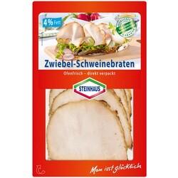 Steinhaus - Zwiebel-Schweinebraten
