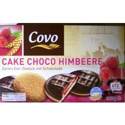 Cake Choco Himbeere