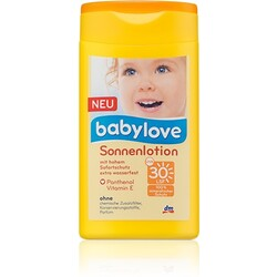 babylove Sonnenlotion