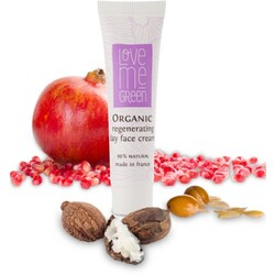 Love me Green - Organic Regenerating Day Face Cream