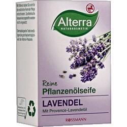 Alterra - Reine Pflanzenölseife Lavendel (alte Version)