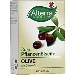 Alterra - Reine Pflanzenölseife Olive (alte Version)