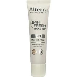 Alterra 24H Fresh Make-up 01 Light