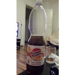SchwippSchwapp Cola+Orange ohne Zucker