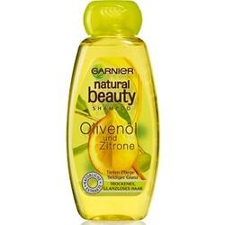 Garnier - Natural Beauty Shampoo, Olivenöl und Zitrone