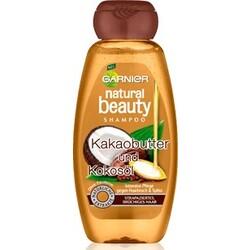 Garnier - Natural Beauty Kakaobutter und Kokosöl Shampoo