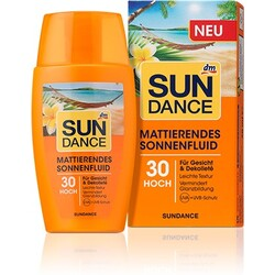 Sundance - Mattierendes Sonnenfluid LSF 30