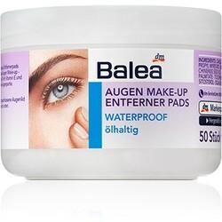 dm Balea Augen Make-up Entferner Pads ölhaltig
