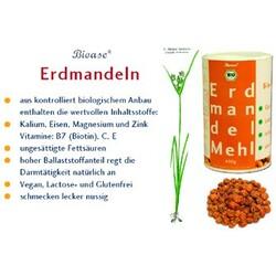 Bioase Erdmandel Mehl